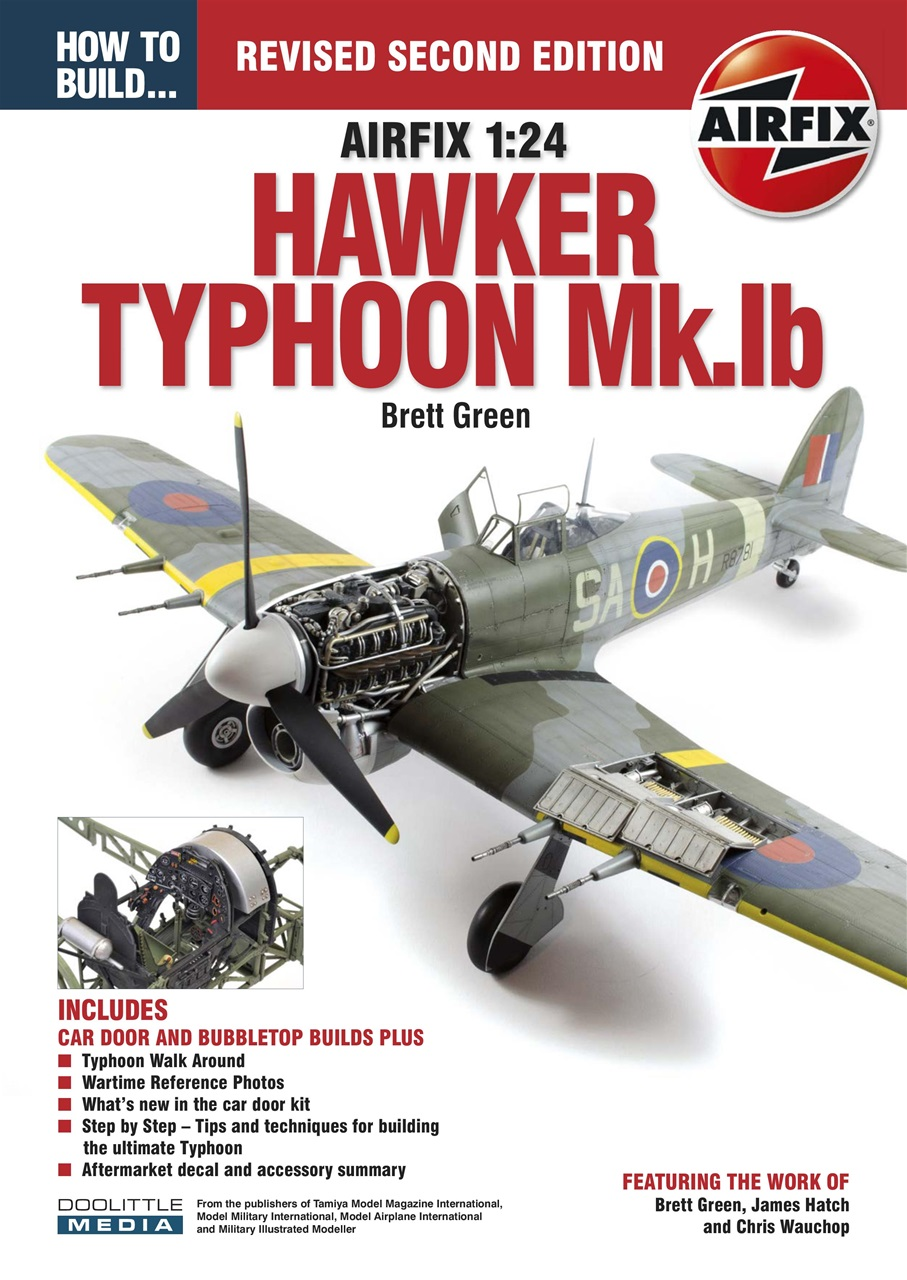 DooLittle Media, Revised How to Build The Airfix 1:24 Typhoon Mk.lb