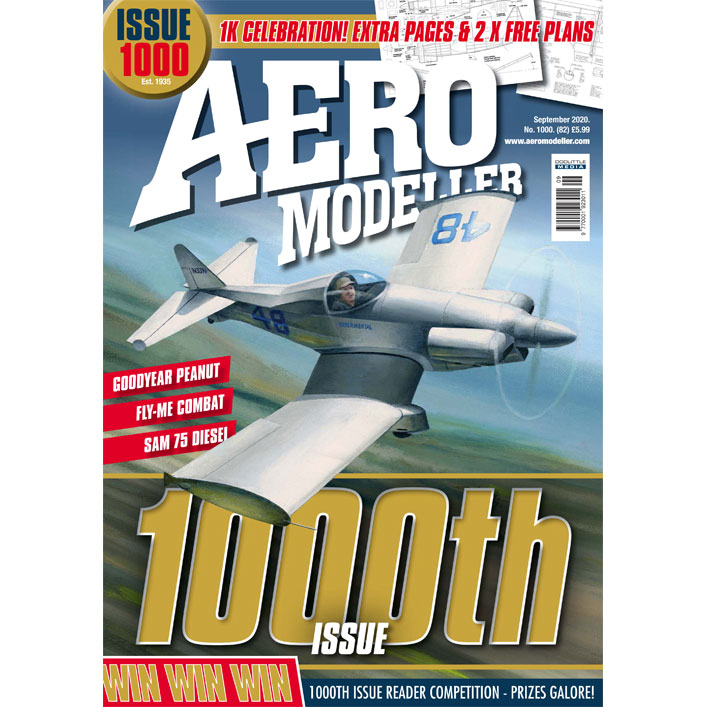 DooLittle Media, Aeromodeller Issue 1000