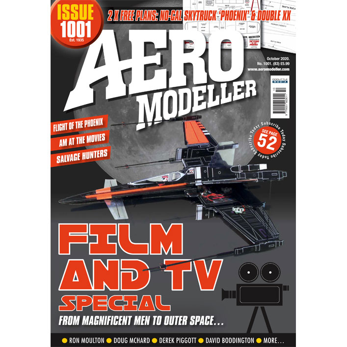 DooLittle Media, Aeromodeller Issue 1001