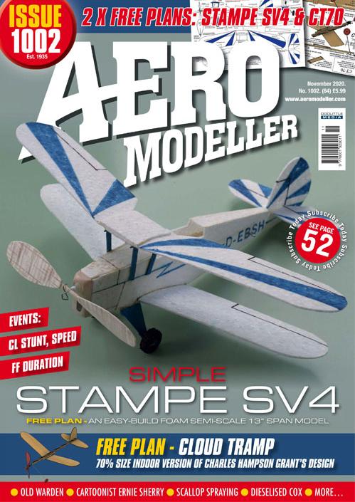 DooLittle Media, Aeromodeller Issue 1002