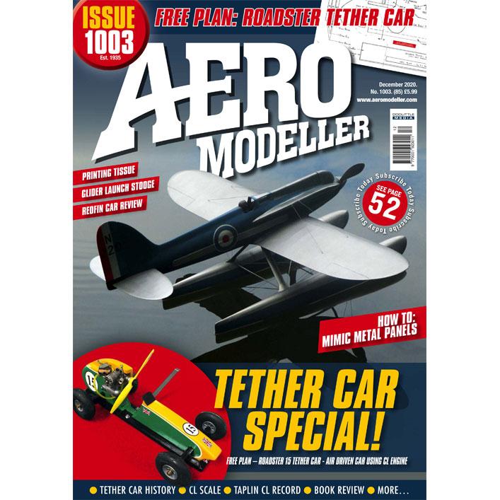DooLittle Media, Aeromodeller Issue 1003