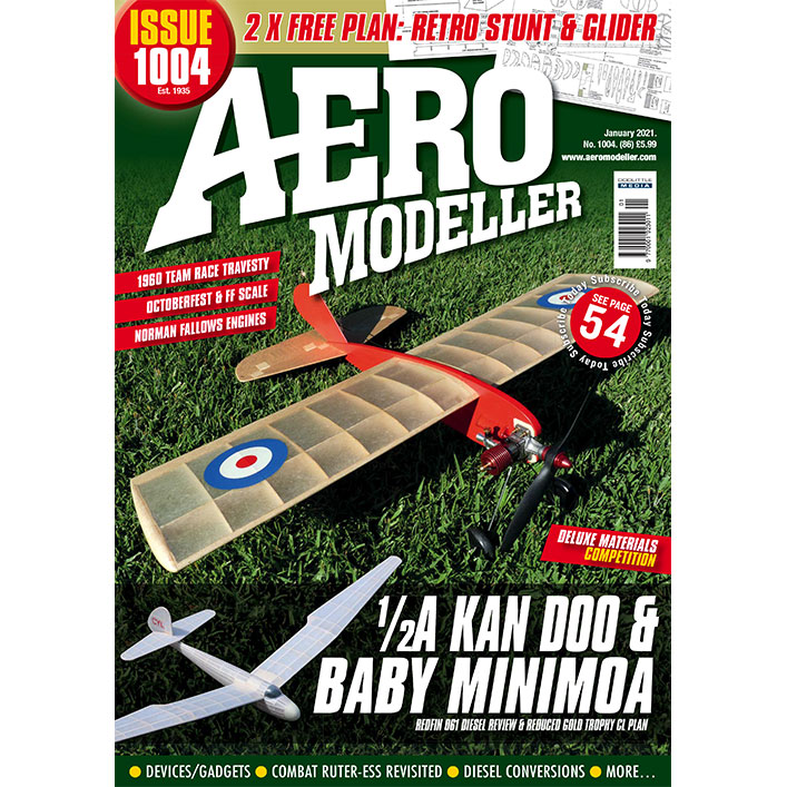 DooLittle Media, Aeromodeller Issue 1004