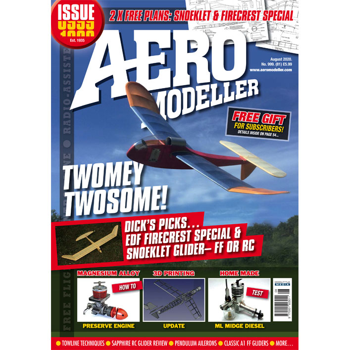 DooLittle Media, Aeromodeller Issue 999