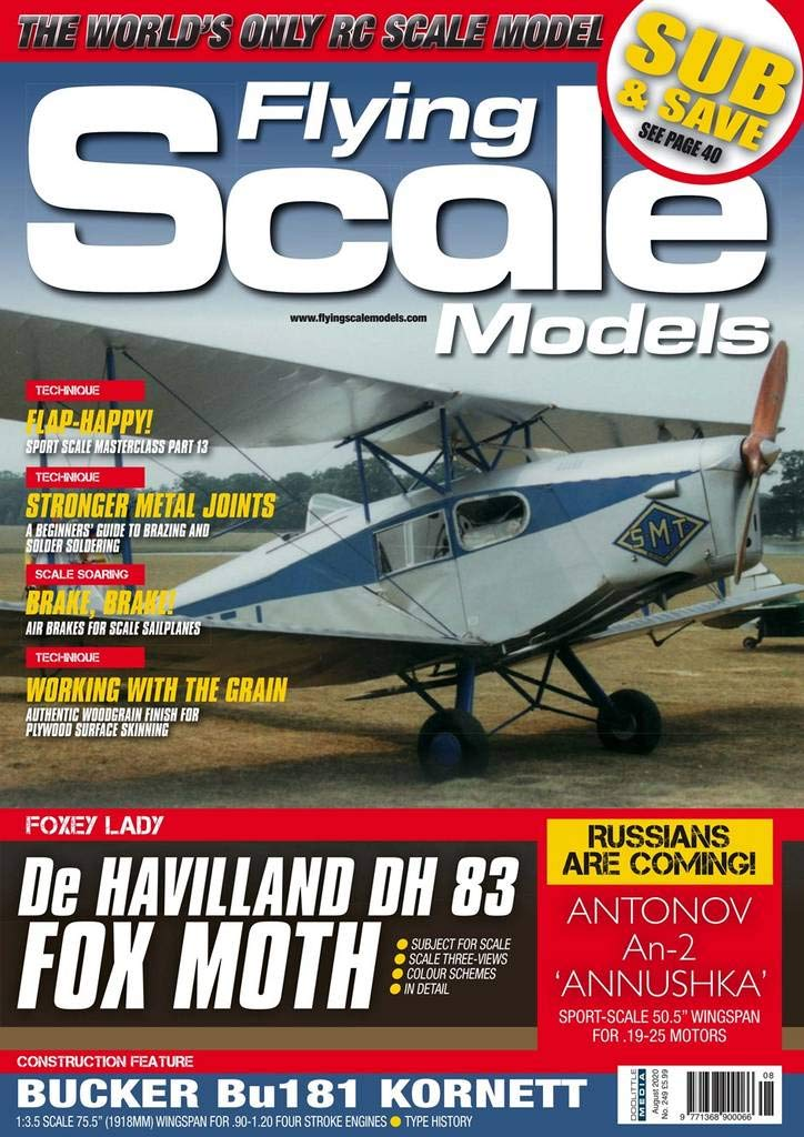 DooLittle Media, Flying Scale Models Issue 249