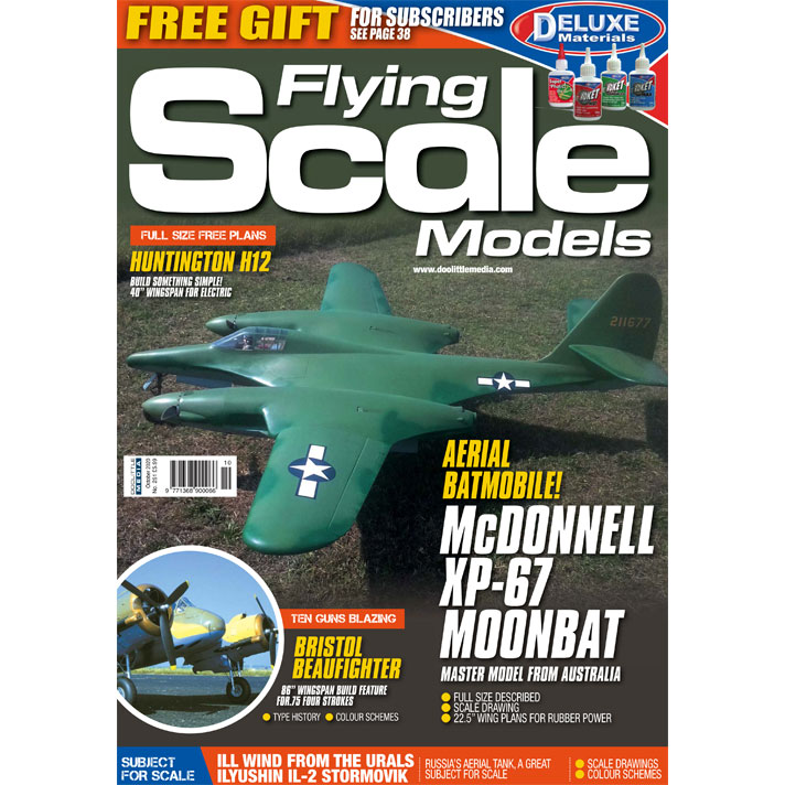 DooLittle Media, Flying Scale Models Issue 251