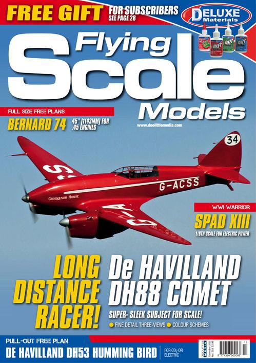 DooLittle Media, Flying Scale Models Issue 253