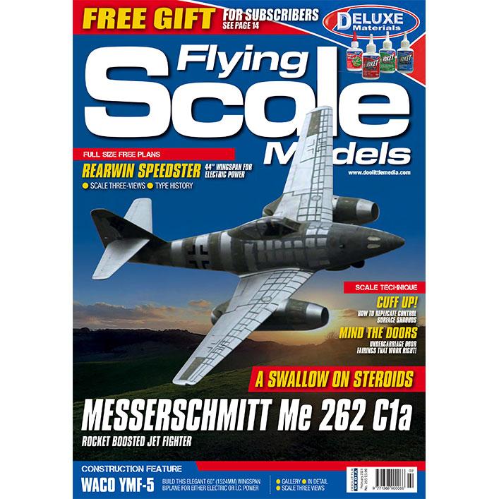 DooLittle Media, Flying Scale Models Issue 255