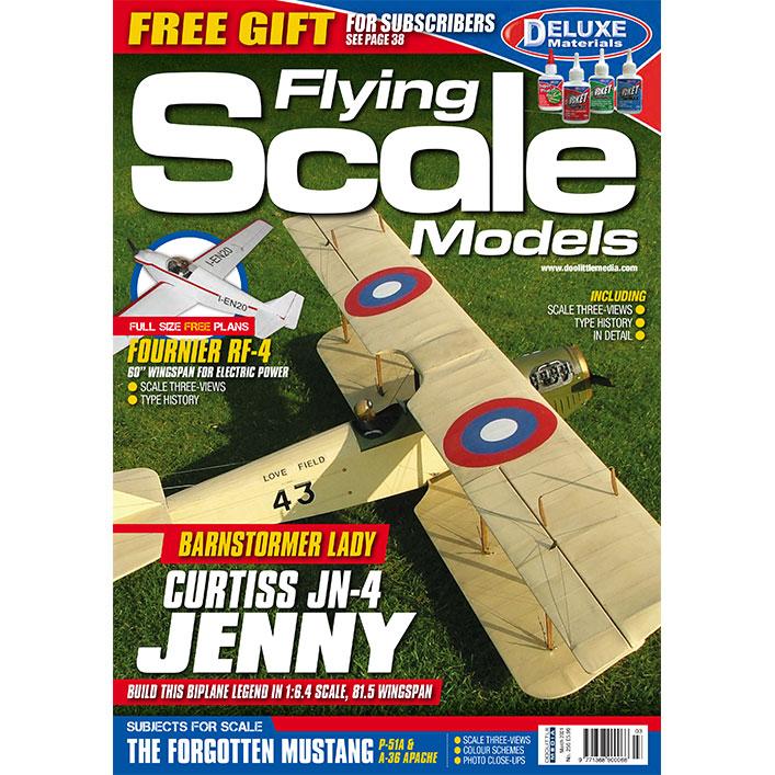 DooLittle Media, Flying Scale Models Issue 256