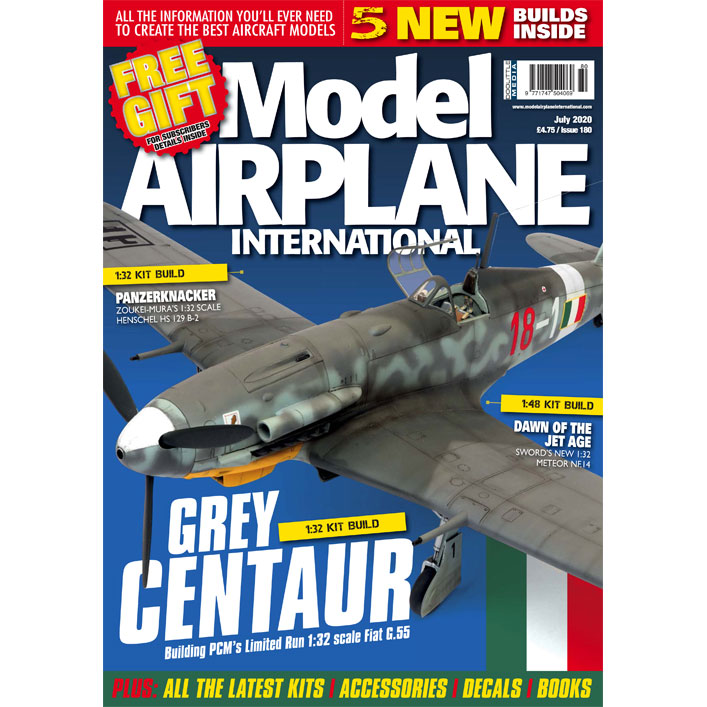 DooLittle Media, Model Airplane Int Issue 180