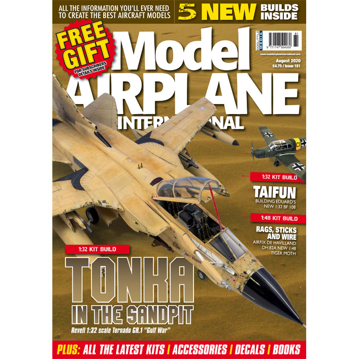 DooLittle Media, Model Airplane Int Issue 181