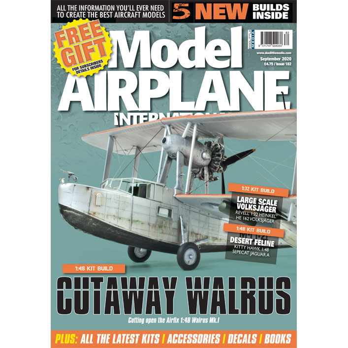 DooLittle Media, Model Airplane Int Issue 182