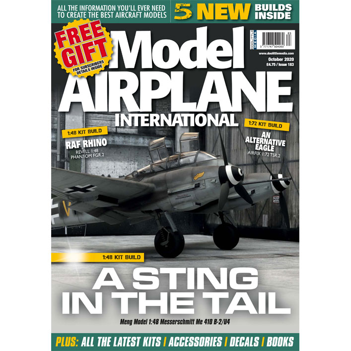 DooLittle Media, Model Airplane Int Issue 183