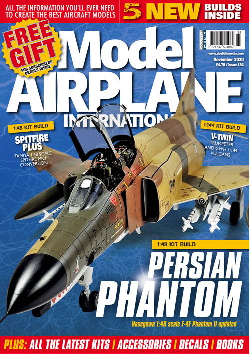 DooLittle Media, Model Airplane Int Issue 184