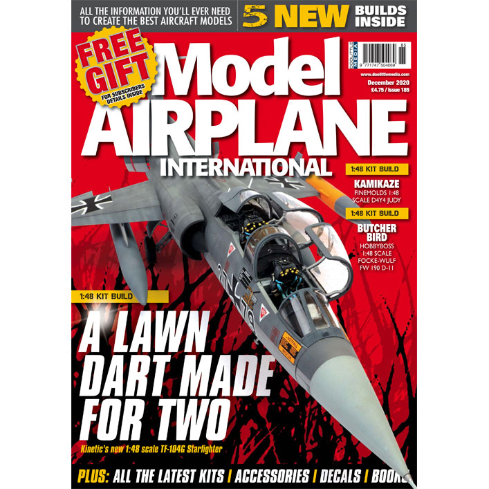 DooLittle Media, Model Airplane Int Issue 185