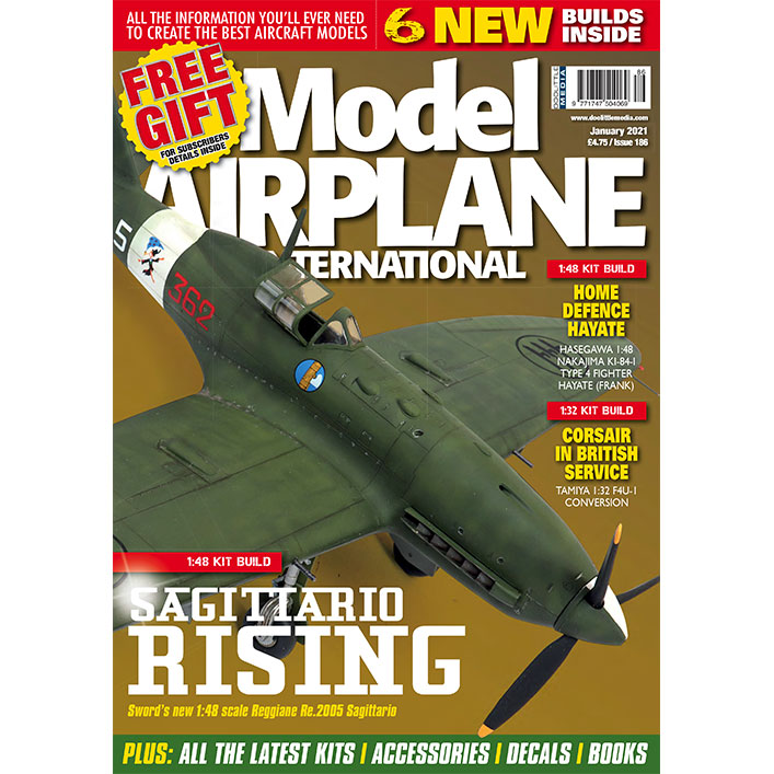 DooLittle Media, Model Airplane Int Issue 186