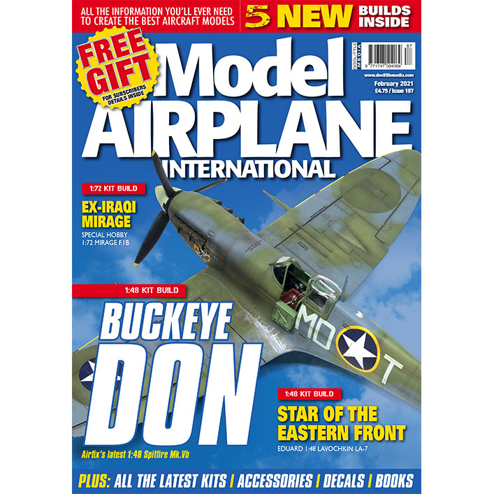 DooLittle Media, Model Airplane Int Issue 187