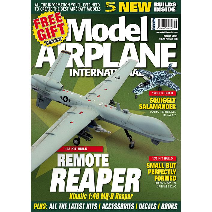 DooLittle Media, Model Airplane Int Issue 188