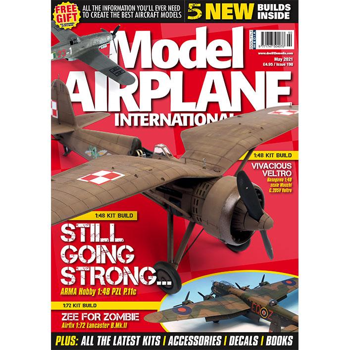 DooLittle Media, Model Airplane Int Issue 190