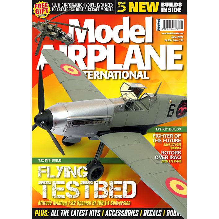 DooLittle Media, Model Airplane Int Issue 191