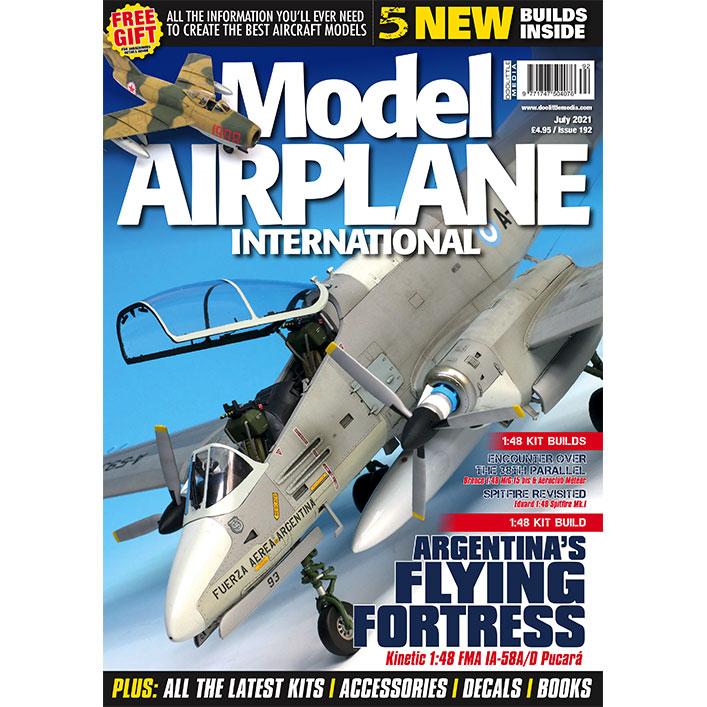DooLittle Media, Model Airplane Int Issue 192