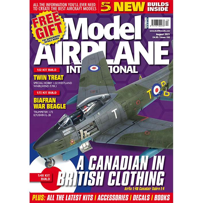 DooLittle Media, Model Airplane Int Issue 193