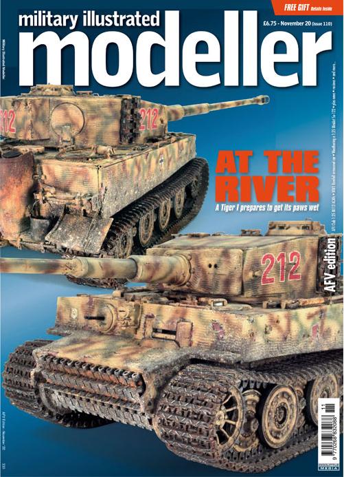 DooLittle Media, Military Illustrated Modeller Issue 110