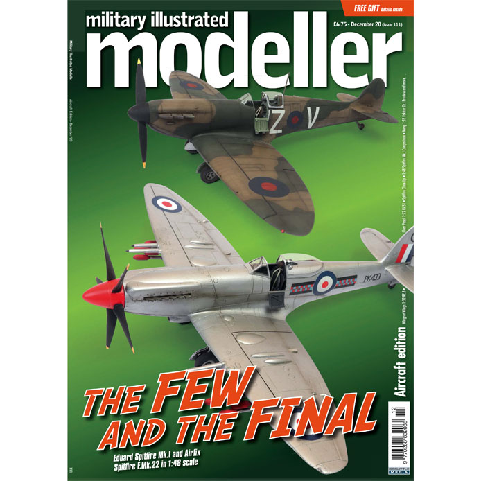 DooLittle Media, Military Illustrated Modeller Issue 111