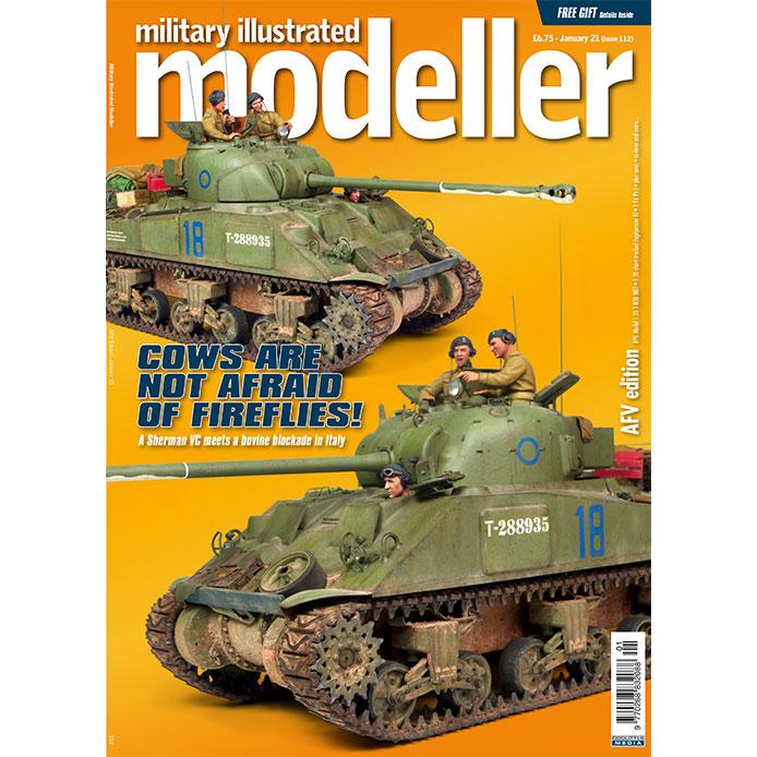 DooLittle Media, Military Illustrated Modeller Issue 112
