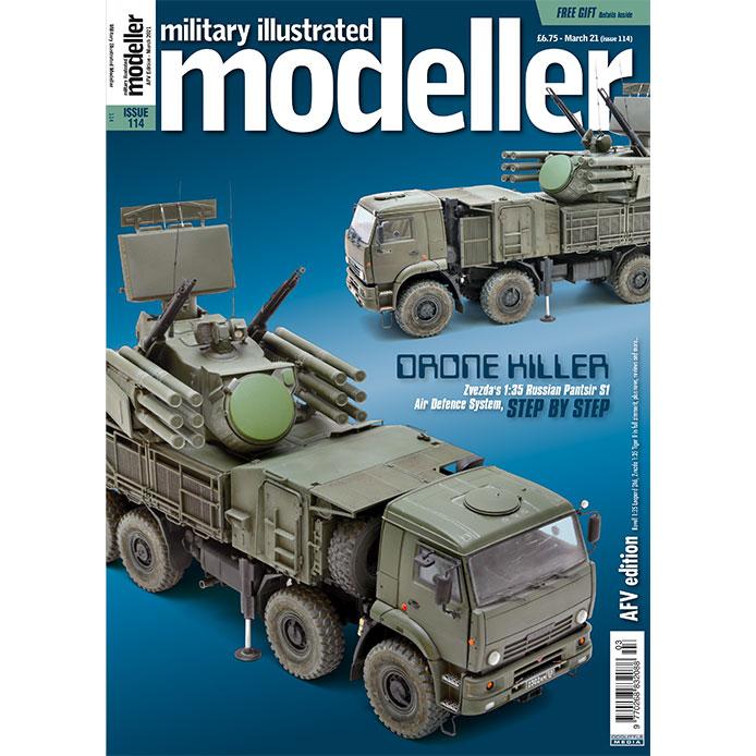 DooLittle Media, Military Illustrated Modeller Issue 114
