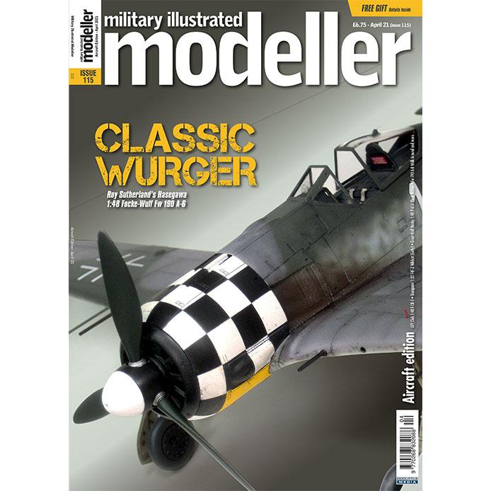 DooLittle Media, Military Illustrated Modeller Issue 115