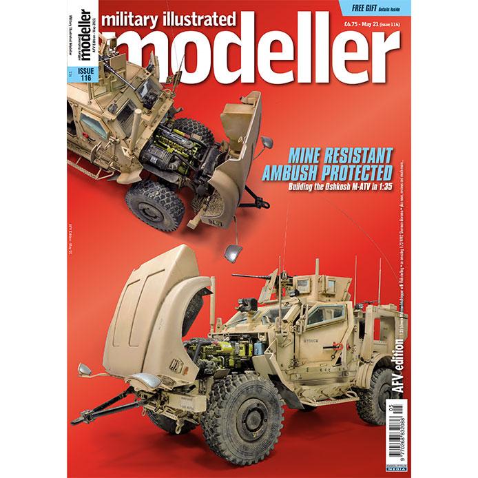 DooLittle Media, Military Illustrated Modeller Issue 116