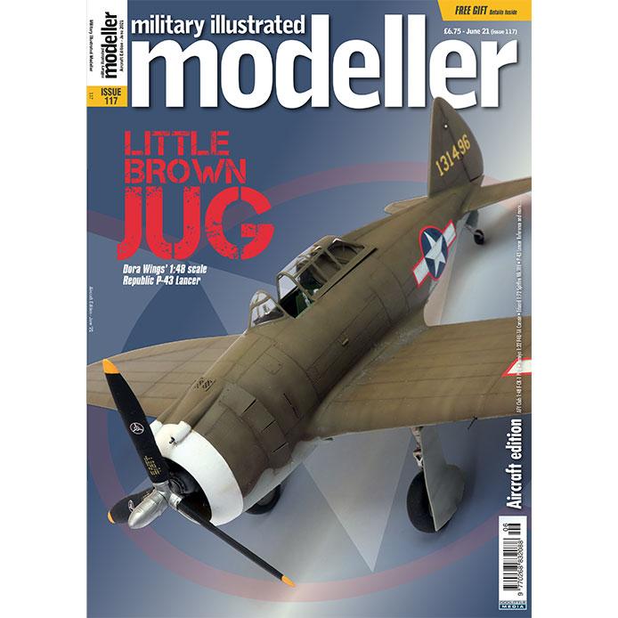 DooLittle Media, Military Illustrated Modeller Issue 117