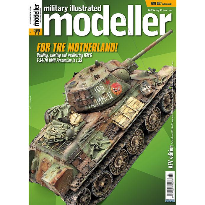 DooLittle Media, Military Illustrated Modeller Issue 118