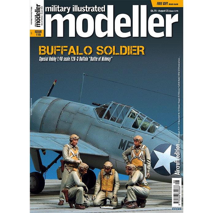 DooLittle Media, Military Illustrated Modeller Issue 119