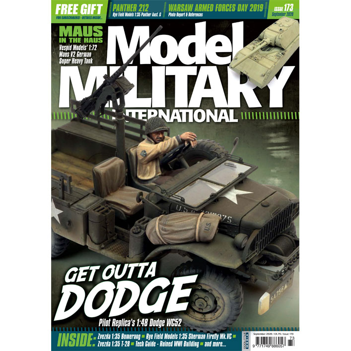 DooLittle Media, Model Military Int Issue 173