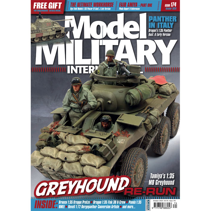DooLittle Media, Model Military Int Issue 174