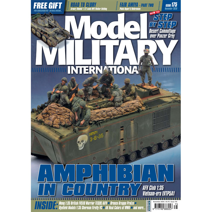 DooLittle Media, Model Military Int Issue 175