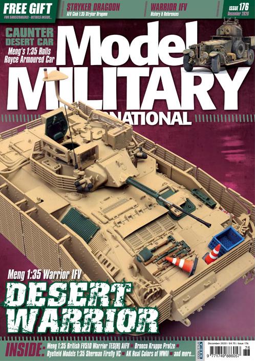 DooLittle Media, Model Military Int Issue 176