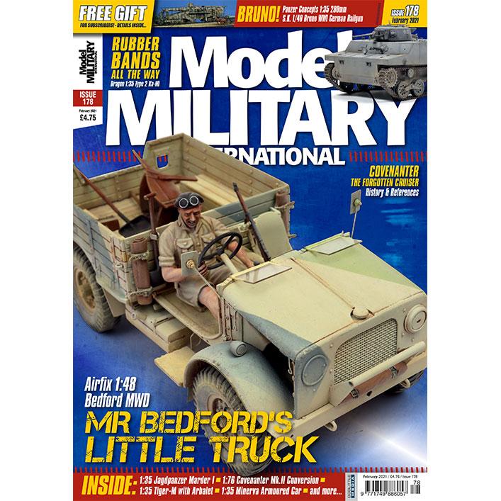 DooLittle Media, Model Military Int Issue 178
