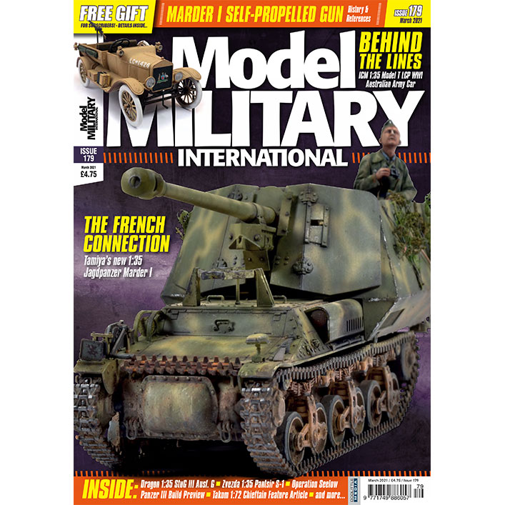 DooLittle Media, Model Military Int Issue 179