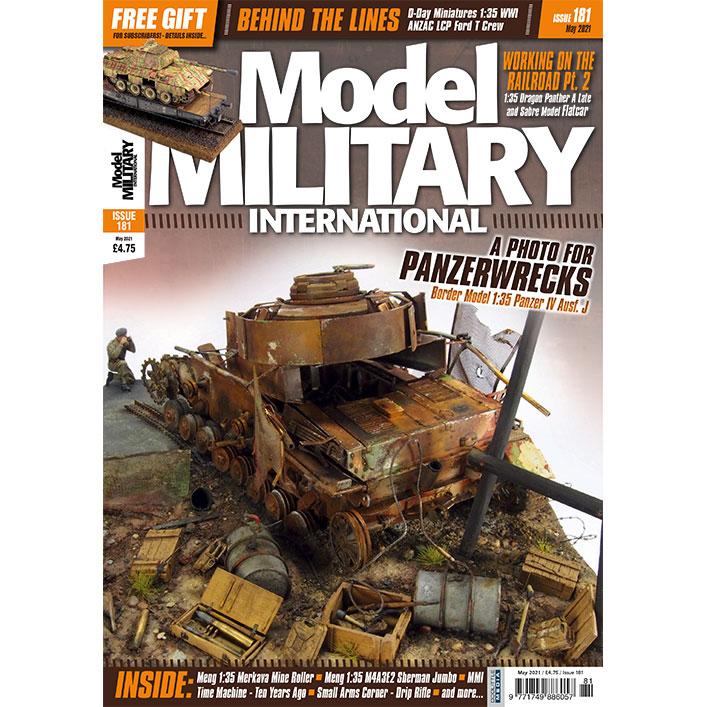 DooLittle Media, Model Military Int Issue 181