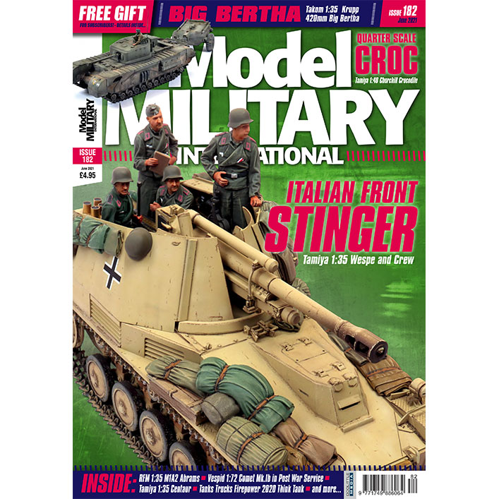DooLittle Media, Model Military Int Issue 182