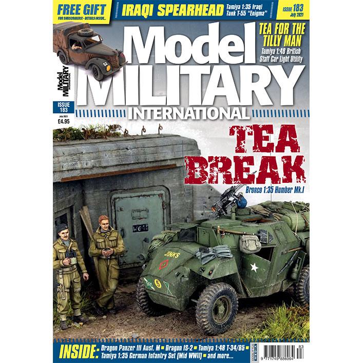 DooLittle Media, Model Military Int Issue 183