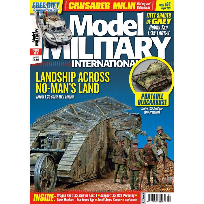 DooLittle Media, Model Military Int Issue 184