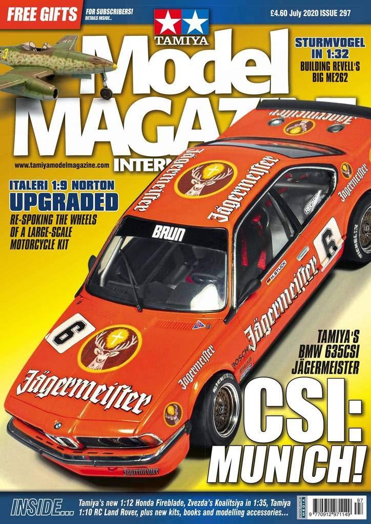 DooLittle Media, Tamiya Magazine Issue 297