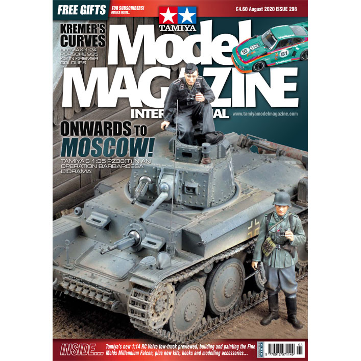 DooLittle Media, Tamiya Magazine Issue 298