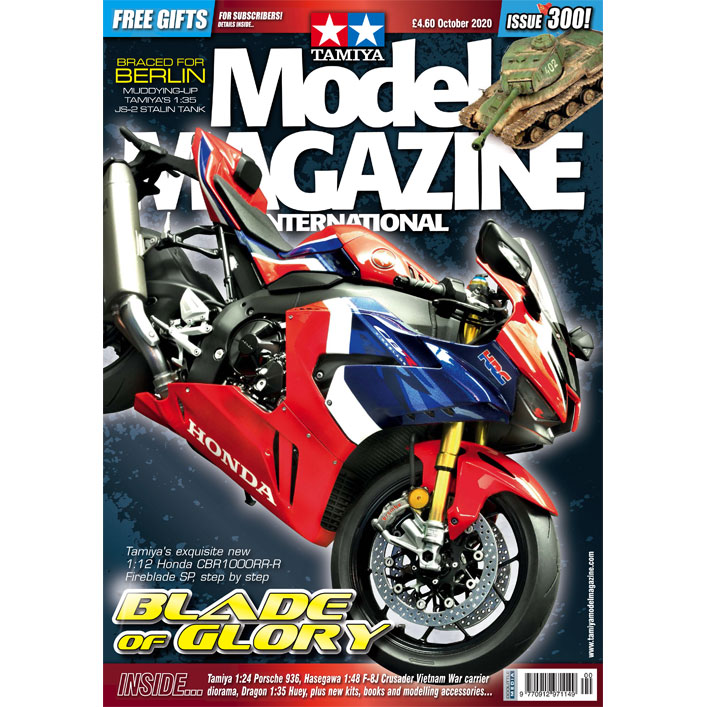 DooLittle Media, Tamiya Magazine Issue 300