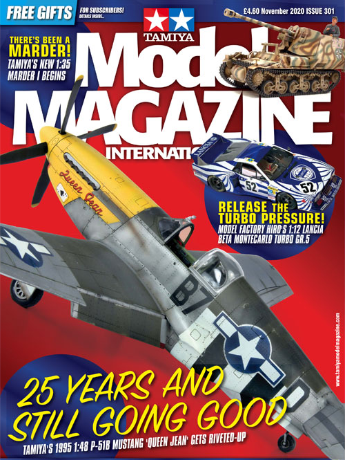 DooLittle Media, Tamiya Magazine Issue 301