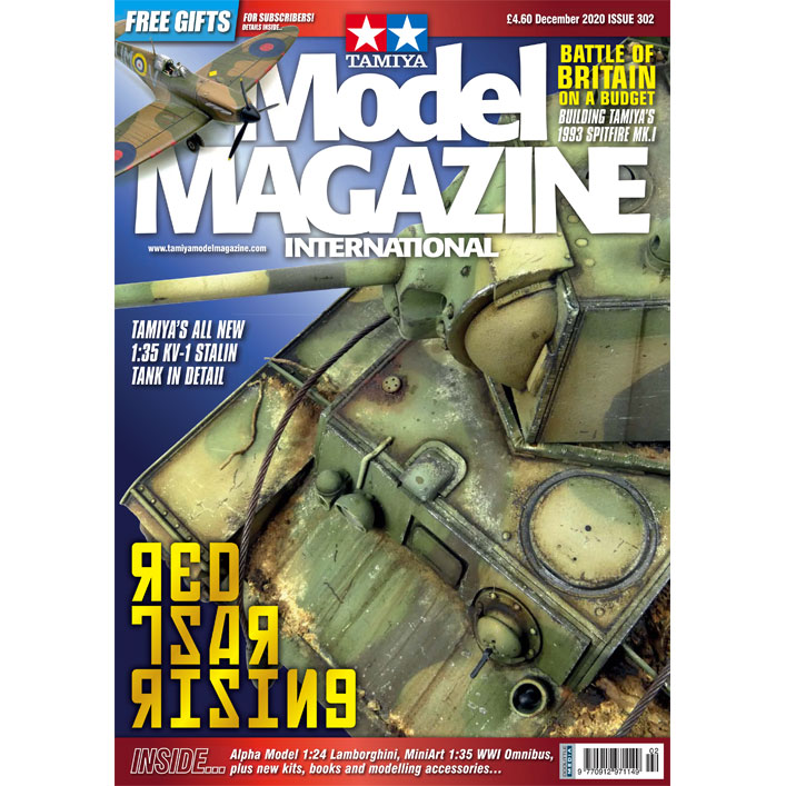 DooLittle Media, Tamiya Magazine Issue 302