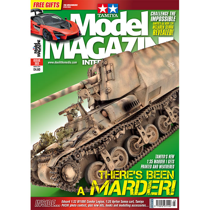 DooLittle Media, Tamiya Magazine Issue 303